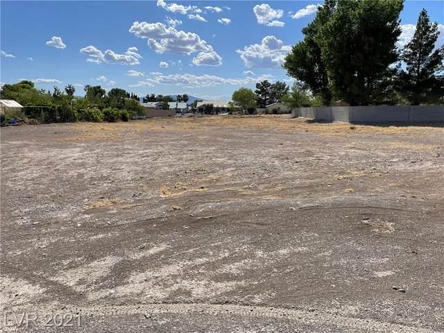 6430 Longhorn Lane, Pahrump, NV 89061 (MLS #2296008) :: Custom Fit Real Estate Group