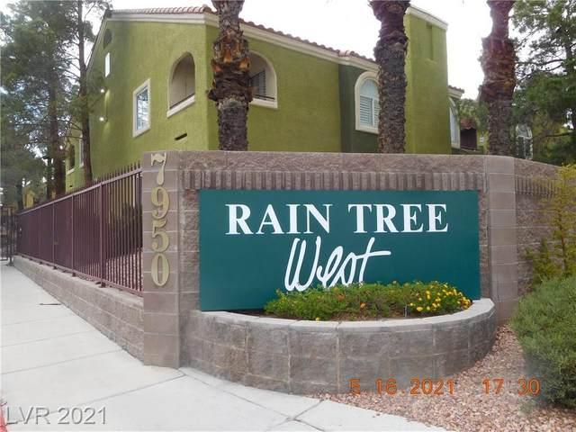 7950 W Flamingo Road #2151, Las Vegas, NV 89147 (MLS #2296042) :: Lindstrom Radcliffe Group