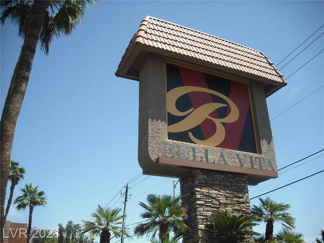 4960 Indian River Drive #467, Las Vegas, NV 89103 (MLS #2296046) :: Hebert Group | Realty One Group