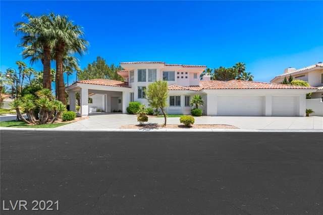 4944 Spanish Heights Drive, Las Vegas, NV 89148 (MLS #2296050) :: Vestuto Realty Group