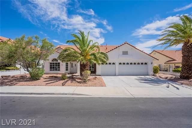 8644 Grandbank Drive, Las Vegas, NV 89145 (MLS #2296077) :: Lindstrom Radcliffe Group
