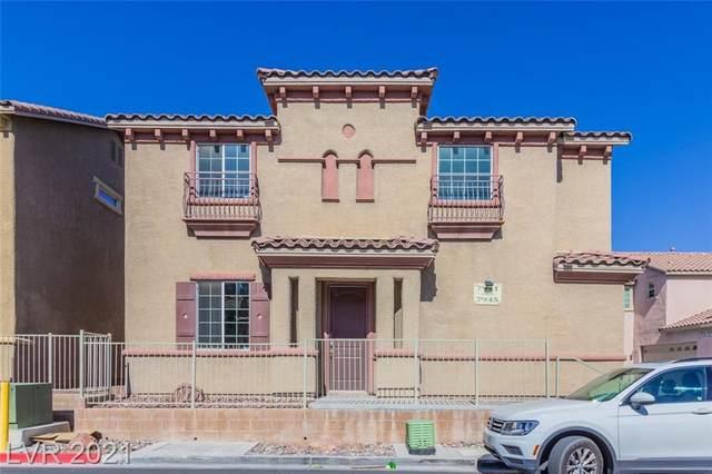 7941 Crimson Point Street, Las Vegas, NV 89149 (MLS #2296080) :: Jack Greenberg Group