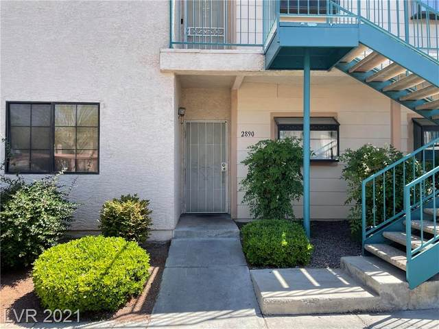 2890 Petunia Court #2890, Henderson, NV 89074 (MLS #2296081) :: Lindstrom Radcliffe Group
