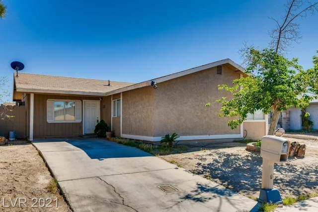 5345 Plainview Avenue, Las Vegas, NV 89122 (MLS #2296090) :: Hebert Group | Realty One Group