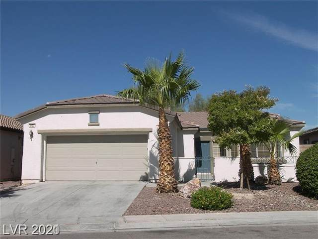5133 Ruby Sunset Street, North Las Vegas, NV 89031 (MLS #2296113) :: Lindstrom Radcliffe Group