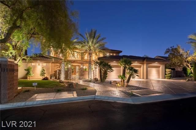 2220 Villefort Court, Las Vegas, NV 89117 (MLS #2296139) :: Signature Real Estate Group