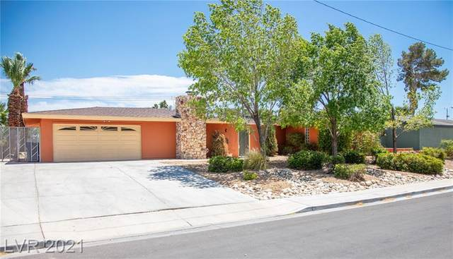 3862 Delaware Lane, Las Vegas, NV 89169 (MLS #2296155) :: Hebert Group | Realty One Group