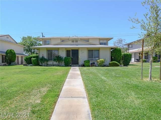 1323 Elizabeth Avenue #2, Las Vegas, NV 89119 (MLS #2296157) :: Jack Greenberg Group