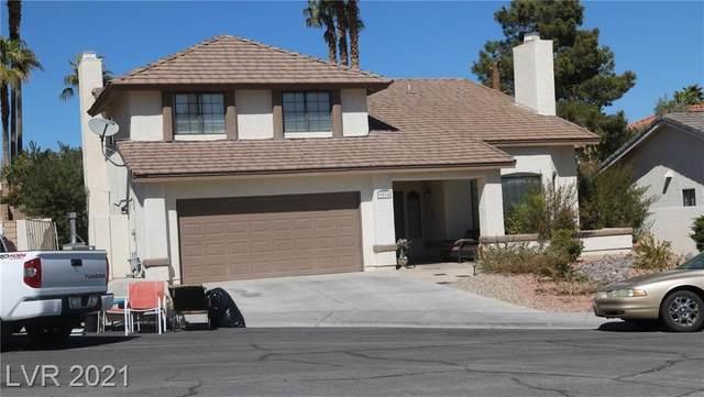 9024 Feather River Court, Las Vegas, NV 89117 (MLS #2296167) :: The Shear Team