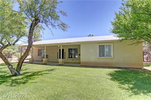 1621 Sagehen Street, Pahrump, NV 89060 (MLS #2296185) :: DT Real Estate