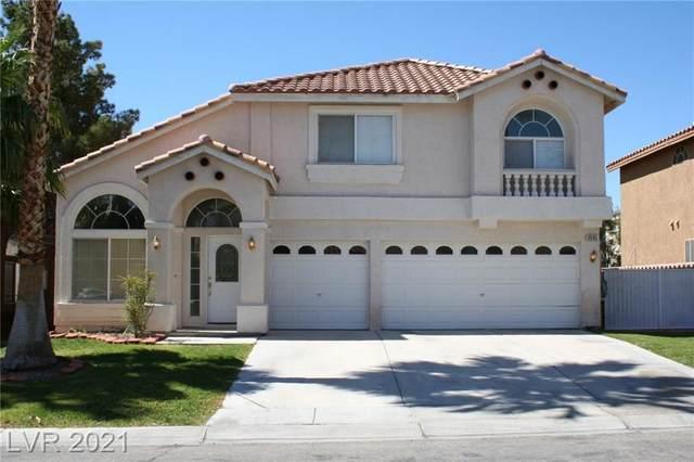 9695 Driftwood Island Court, Las Vegas, NV 89148 (MLS #2296192) :: Jeffrey Sabel