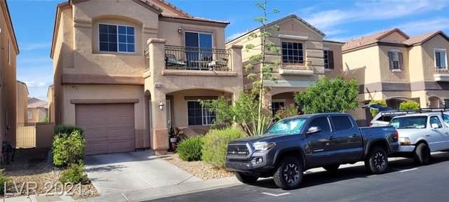 6174 Pacific Dogwood Avenue, Las Vegas, NV 89139 (MLS #2296217) :: Jeffrey Sabel