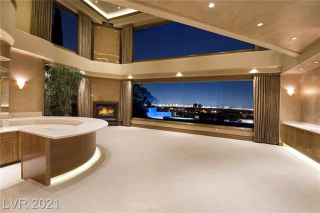 5100 Spanish Heights Drive, Las Vegas, NV 89148 (MLS #2296220) :: Vestuto Realty Group
