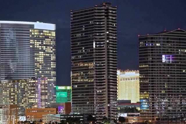 4471 Dean Martin Drive #2909, Las Vegas, NV 89103 (MLS #2296247) :: DT Real Estate