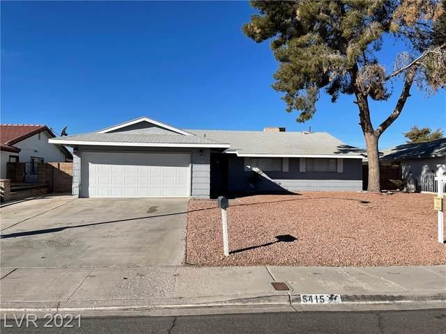 5415 Tamarus Street, Las Vegas, NV 89119 (MLS #2296291) :: Galindo Group Real Estate
