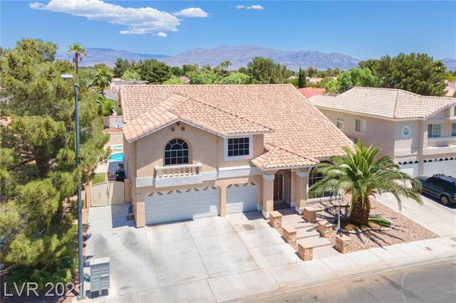 7408 Enchanted Hills Court, Las Vegas, NV 89129 (MLS #2296347) :: Signature Real Estate Group