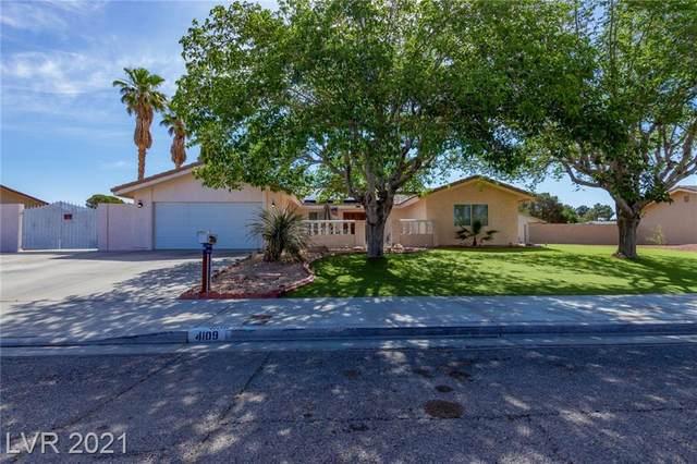 4109 N Torrey Pines Drive, Las Vegas, NV 89108 (MLS #2296354) :: Jeffrey Sabel