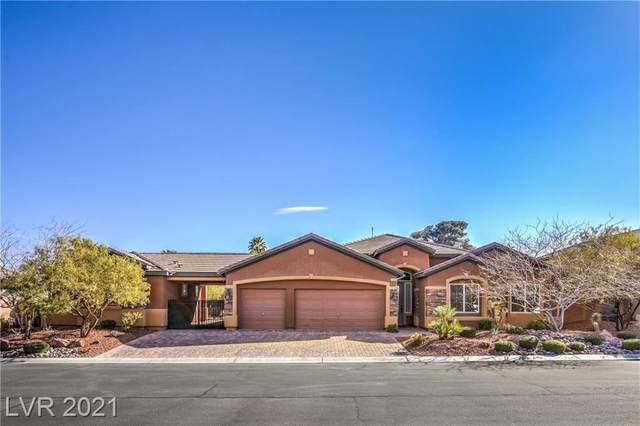 3893 Sangre De Cristo Avenue, Las Vegas, NV 89118 (MLS #2296384) :: Hebert Group | Realty One Group