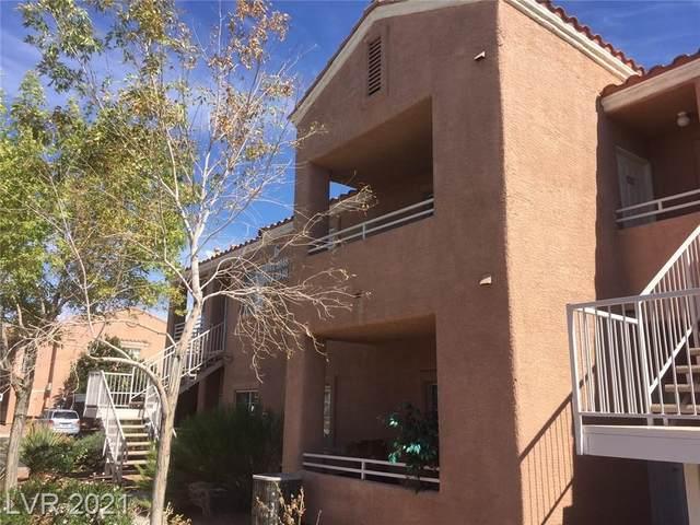 3318 N Decatur Boulevard #2044, Las Vegas, NV 89130 (MLS #2296390) :: DT Real Estate