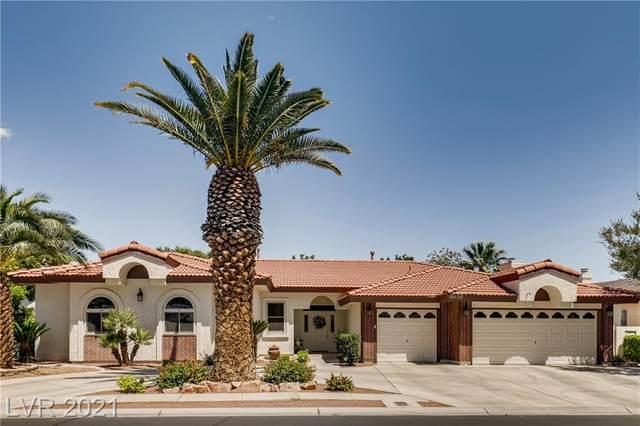 4658 Antelope Wells Drive, Las Vegas, NV 89129 (MLS #2296453) :: Jeffrey Sabel