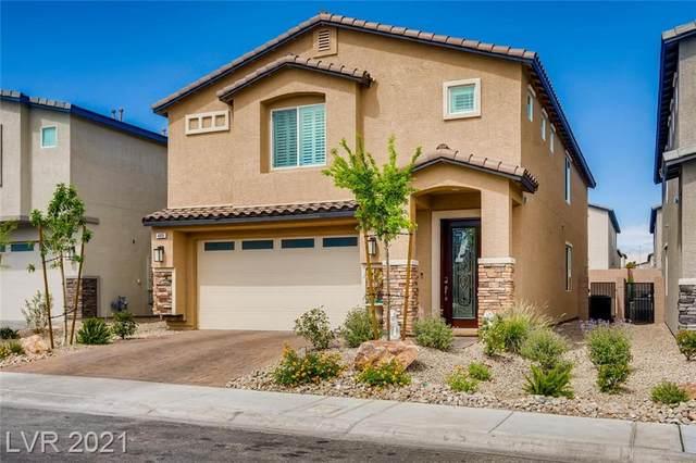 409 Soubrette Court, Las Vegas, NV 89145 (MLS #2296473) :: Lindstrom Radcliffe Group