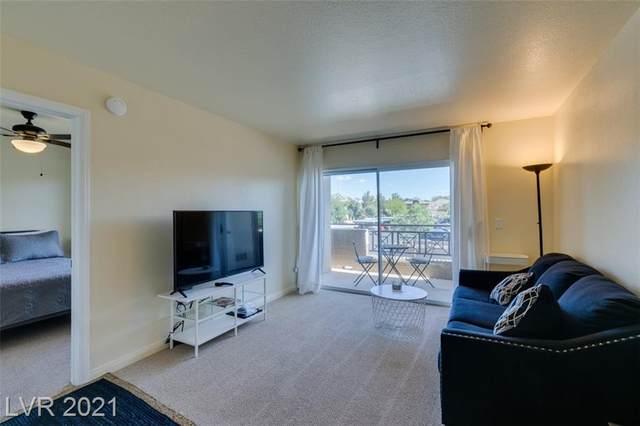 8070 W Russell Road #2052, Las Vegas, NV 89113 (MLS #2296483) :: Jack Greenberg Group