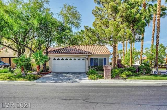 6654 Coronado Crest Avenue, Las Vegas, NV 89139 (MLS #2296501) :: Jack Greenberg Group
