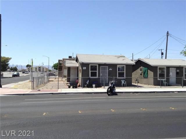 1201 D Street, Las Vegas, NV 89106 (MLS #2296512) :: Jeffrey Sabel