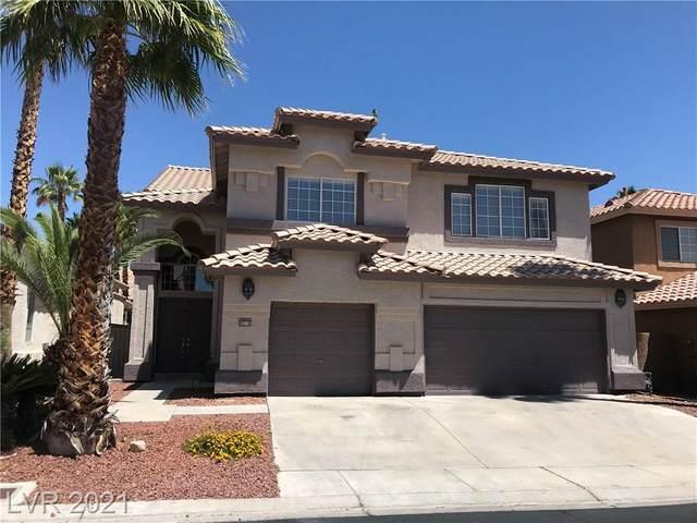 9516 Catalina Cove Circle, Las Vegas, NV 89147 (MLS #2296525) :: Vestuto Realty Group