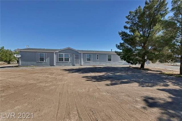 2470 W Blosser Ranch Road, Pahrump, NV 89060 (MLS #2296543) :: DT Real Estate