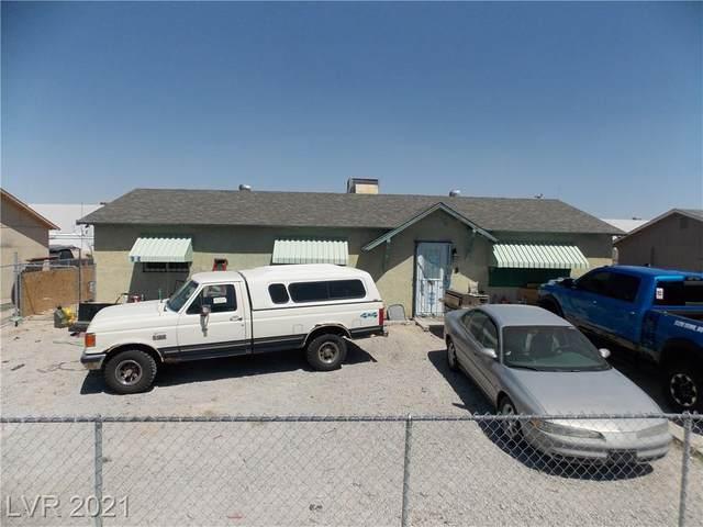 3630 Basin Street, Las Vegas, NV 89030 (MLS #2296548) :: Hebert Group   Realty One Group