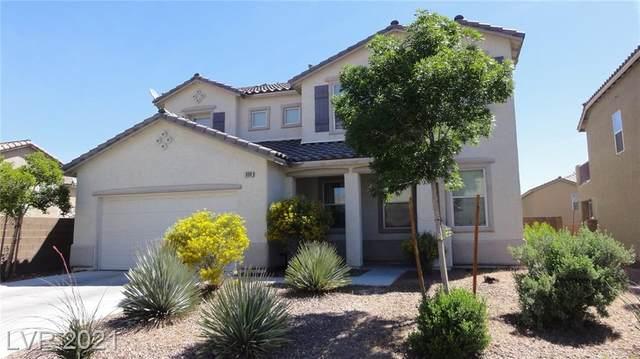 6318 Yellow Warbler Street, Las Vegas, NV 89148 (MLS #2296585) :: Signature Real Estate Group