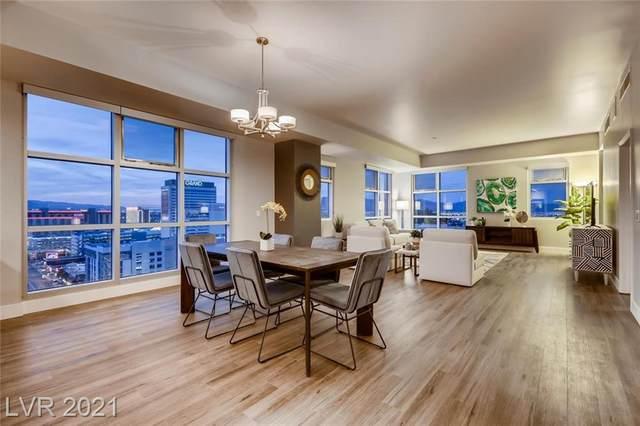 150 Las Vegas Boulevard #1705, Las Vegas, NV 89101 (MLS #2296597) :: DT Real Estate