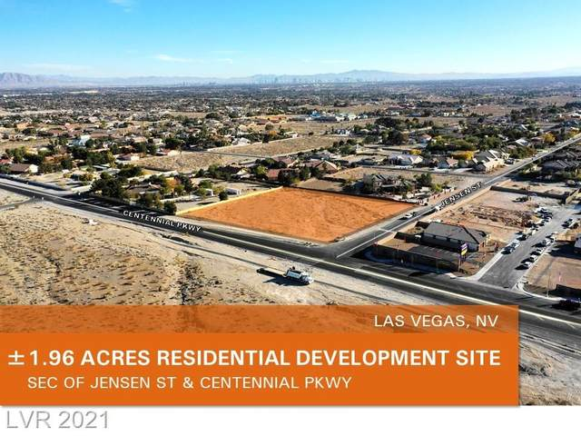 Centennial Pkwy, Las Vegas, NV 89149 (MLS #2296680) :: Lindstrom Radcliffe Group
