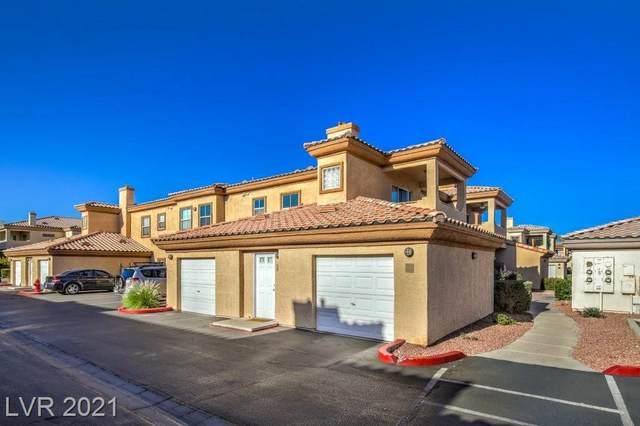 3608 Pierida Street #104, Las Vegas, NV 89108 (MLS #2296704) :: Signature Real Estate Group