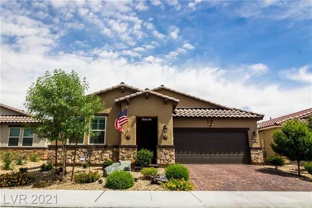 122 Scarlett View Avenue, North Las Vegas, NV 89031 (MLS #2296712) :: Custom Fit Real Estate Group