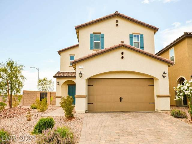 172 Fulgora Street, Henderson, NV 89074 (MLS #2296737) :: Galindo Group Real Estate