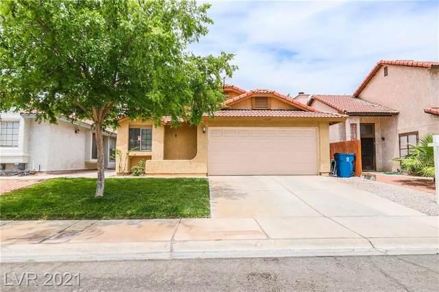 6448 Deadwood Road, Las Vegas, NV 89108 (MLS #2296846) :: Keller Williams Realty