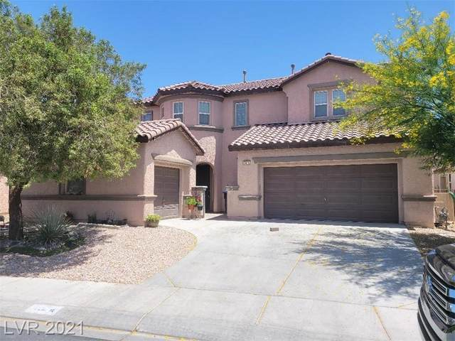 5416 Dalle Valley Street, North Las Vegas, NV 89031 (MLS #2296865) :: Signature Real Estate Group