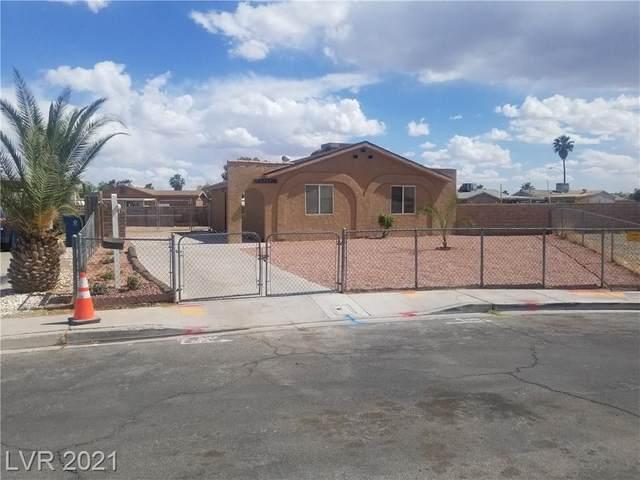 2703 Encino Circle, North Las Vegas, NV 89030 (MLS #2296911) :: Lindstrom Radcliffe Group