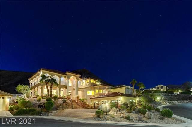 1157 Little Bird Court, Henderson, NV 89011 (MLS #2296993) :: Galindo Group Real Estate