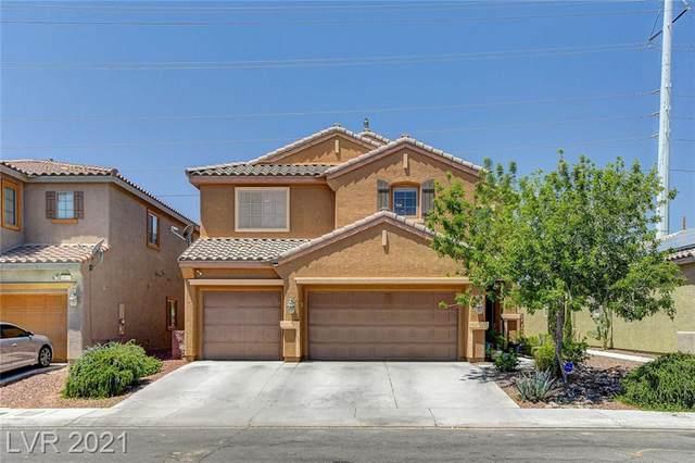 4827 Blue Rose Street, North Las Vegas, NV 89081 (MLS #2296998) :: ERA Brokers Consolidated / Sherman Group