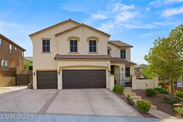 1155 Yellow Orchid, Henderson, NV 89002 (MLS #2297003) :: Lindstrom Radcliffe Group