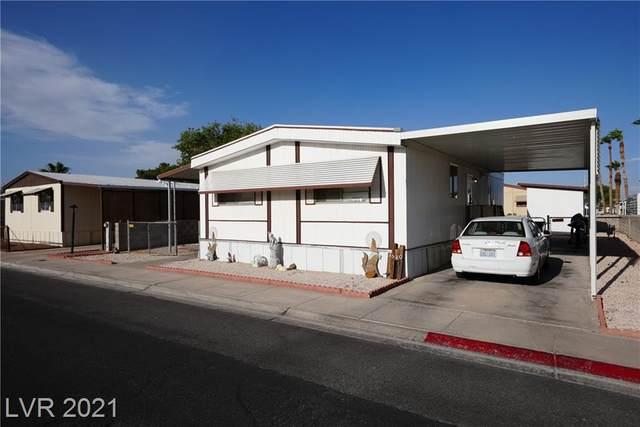 3510 Gulf Shores Drive, Las Vegas, NV 89122 (MLS #2297083) :: Jack Greenberg Group