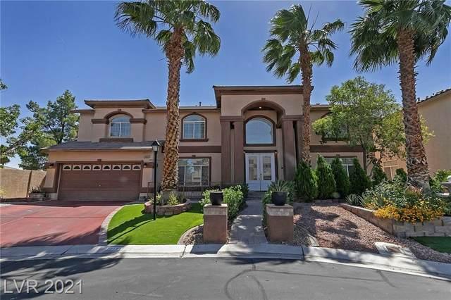 10124 Neville Court, Las Vegas, NV 89183 (MLS #2297094) :: Custom Fit Real Estate Group