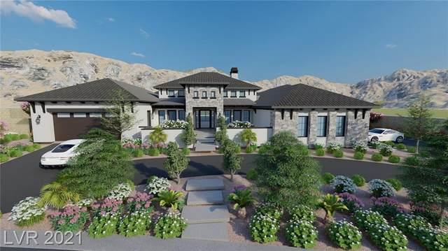 23 Olympia Canyon Way, Las Vegas, NV 89141 (MLS #2297103) :: Signature Real Estate Group