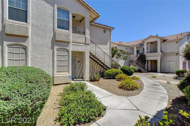 1405 S Nellis Boulevard #1121, Las Vegas, NV 89104 (MLS #2297111) :: Lindstrom Radcliffe Group