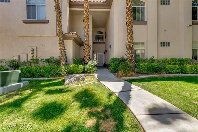 117 Emerald Forest Street #201, Las Vegas, NV 89145 (MLS #2297119) :: Jeffrey Sabel