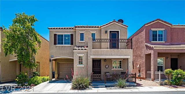 6223 Lapilli Avenue, Las Vegas, NV 89139 (MLS #2297122) :: Jeffrey Sabel
