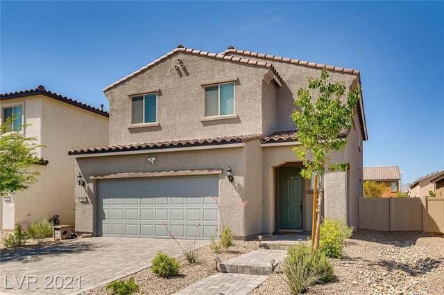 206 Pivot Avenue, North Las Vegas, NV 89031 (MLS #2297136) :: Signature Real Estate Group